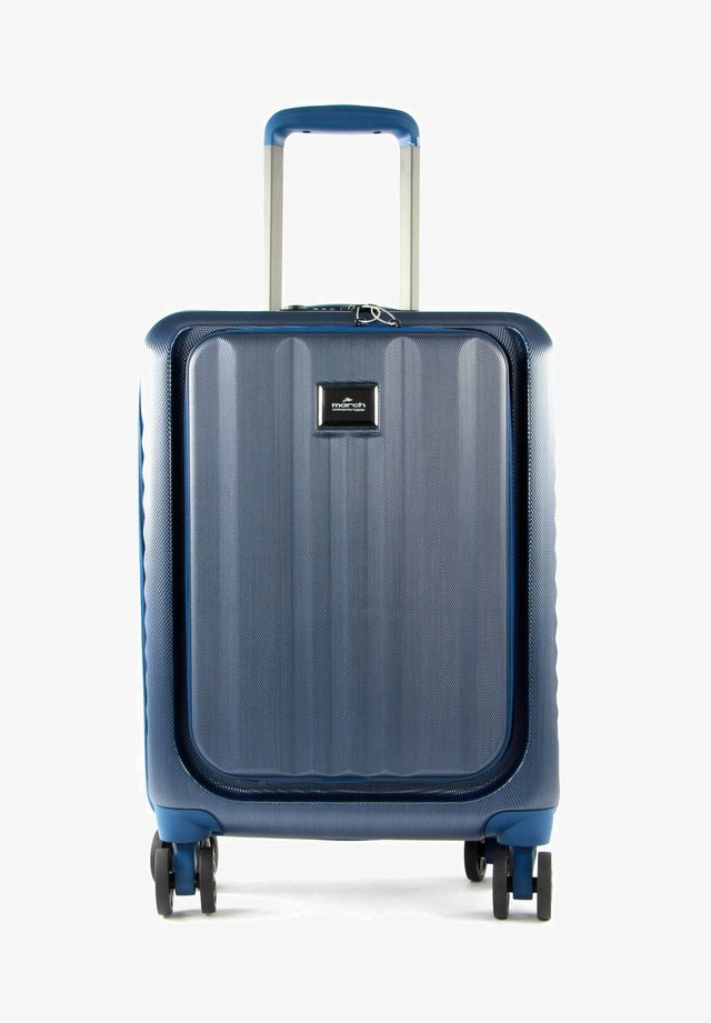 FLY CABIN TROLLEY - Wheeled suitcase - navy brushed