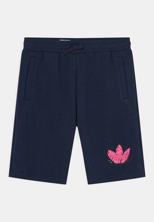 UNISEX - Shorts - collegiate navy/solar pink