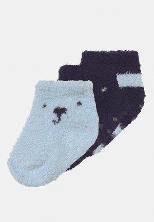 COZY 3 PACK UNISEX - Socks - navy uniform