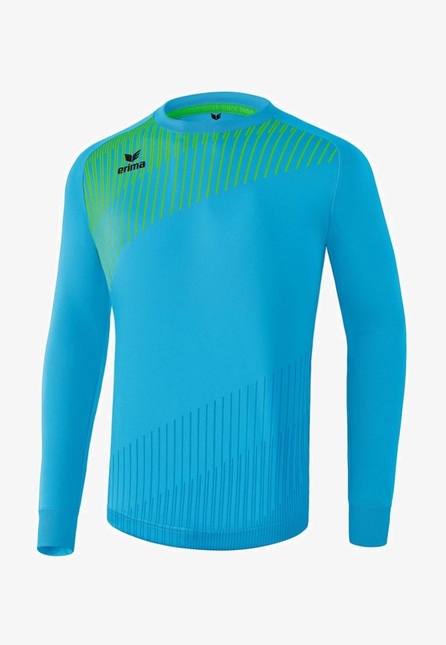TORWARTTRIKOT PRO KINDER - Goalkeeper shirt - curacao / grün gecko