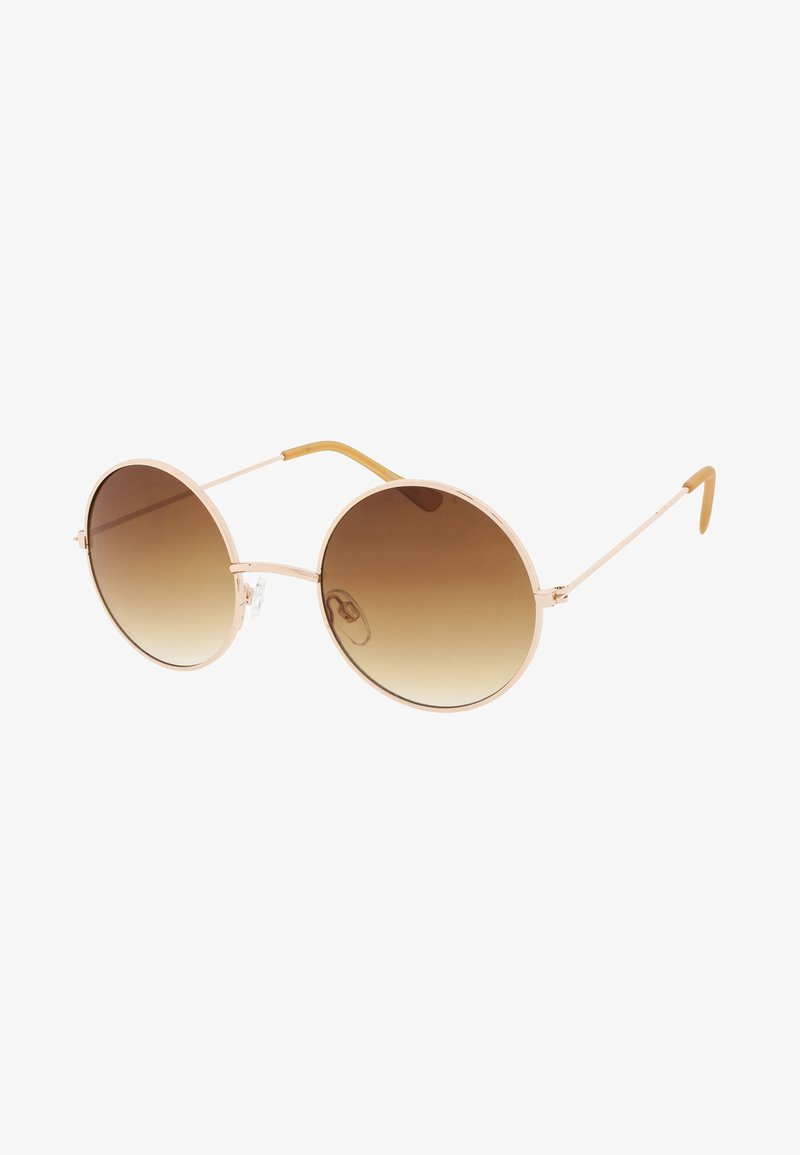 Icon Eyewear - MAVERICK - Solglasögon - pale gold