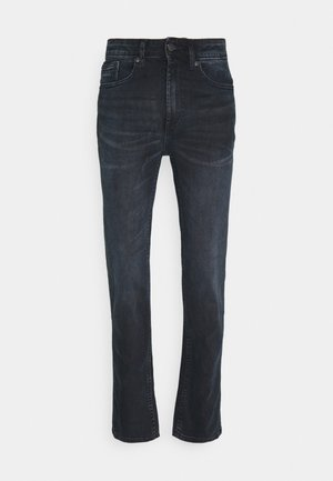 SLIM OVERDYE - Slim fit jeans - blue