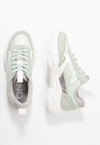 ONLY SHOES - ONLSANNA CHUNKY  - Trainers - mint - 3