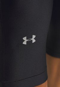 Under Armour - HIGH RISE CAPRI - 3/4 sports trousers - black - 5