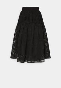 DESIGNERS REMIX - MOLISE SKIRT - A-line skirt - black - 0
