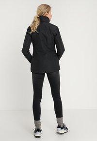 Jack Wolfskin - PARK AVENUE - Winter jacket - black - 3