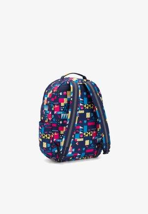 SEOUL - School bag - blue
