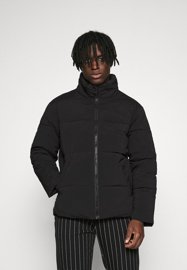 LUCKY PUFFER - Winterjacke - black