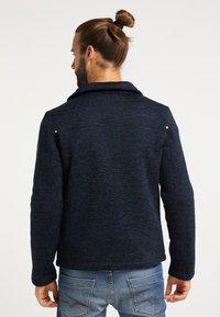 Schmuddelwedda - Light jacket - dunkelmarine melange - 2