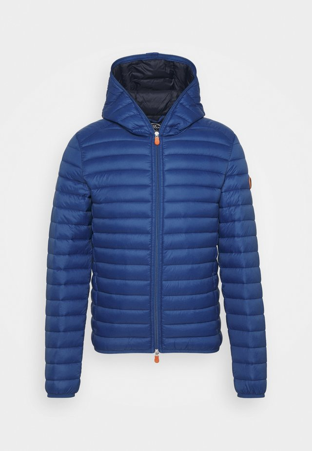 DONALD HOODED JACKET - Jas - snorkel blue