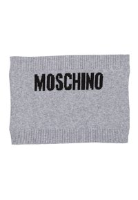 MOSCHINO - NECK WARMER UNISEX - Snood - grey melange - 0