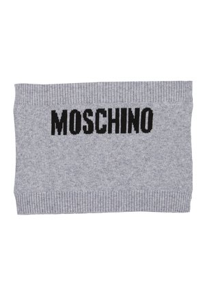NECK WARMER UNISEX - Snood - grey melange