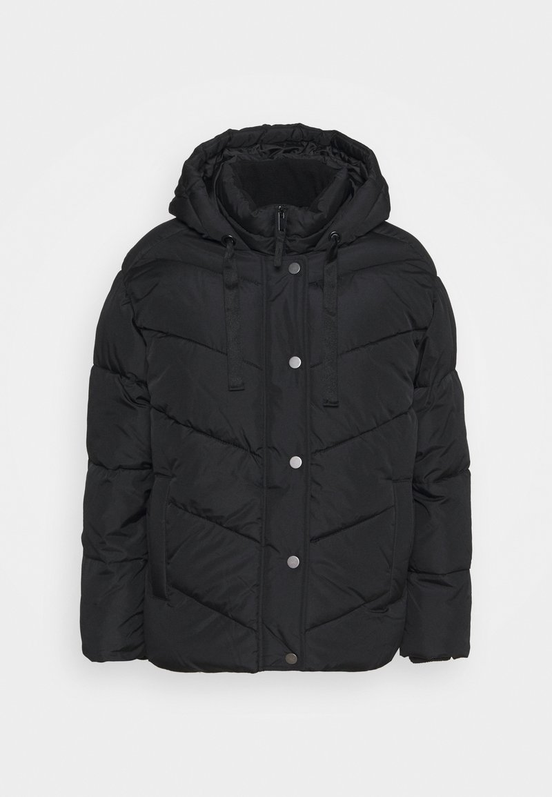 GAP - PUFFER  - Winter jacket - true black