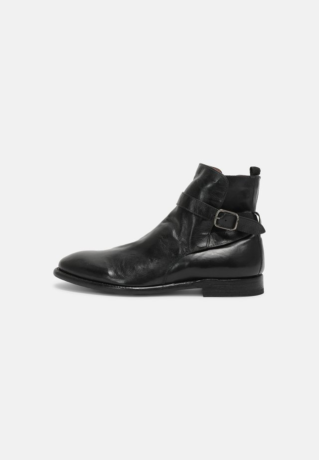 TOPO  - Classic ankle boots - todi washed black