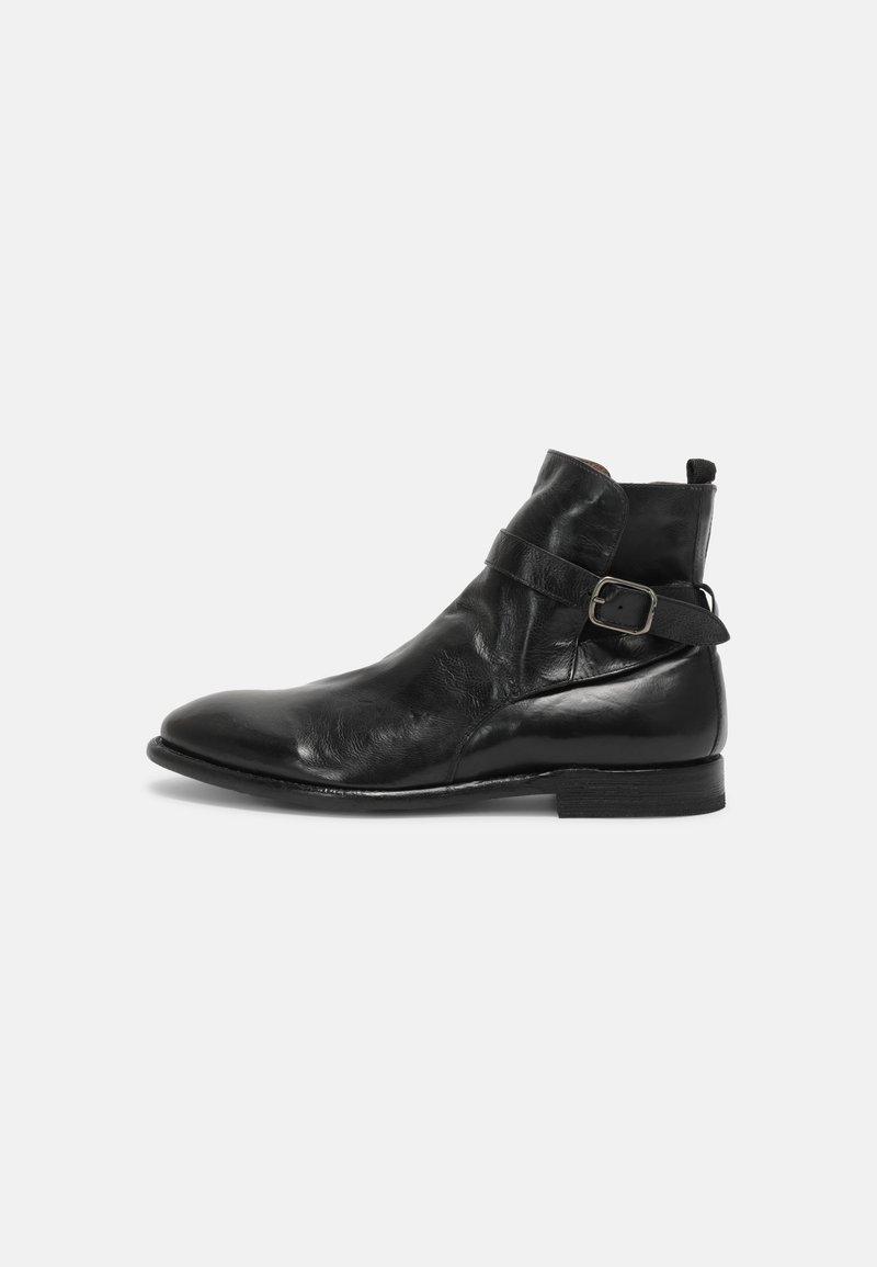 Cordwainer - TOPO  - Korte laarzen - todi washed black