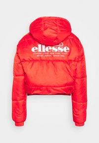 Ellesse - CAMILLA - Zimní bunda - red - 1