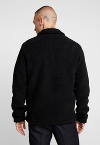 Only & Sons - ONSTODD COACH JACKET - Korte jassen - black - 2