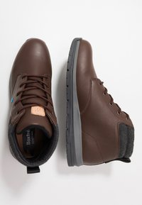 Boxfresh - BROWNDALE - Lace-up ankle boots - chestnut - 1