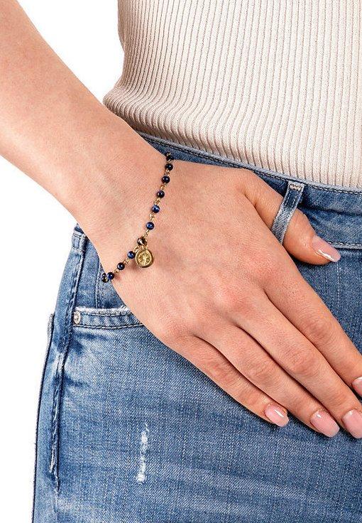Armband - blau