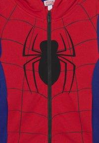 OVS - SPIDERMAN - Zip-up sweatshirt - barbados cherry - 2