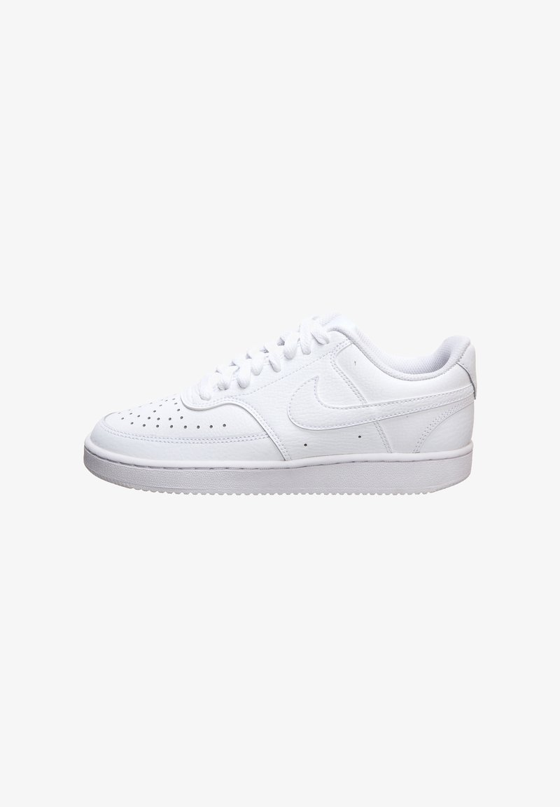 Nike Sportswear - COURT VISION  - Baskets basses - white