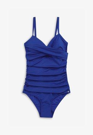 SHAPE ENHANCING  - Costume da bagno - blue