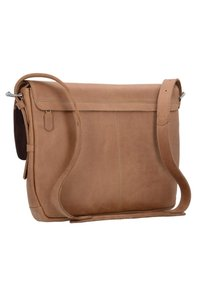 Harold's - IVY KURIER LAPTOPFACH - Across body bag - natur - 2