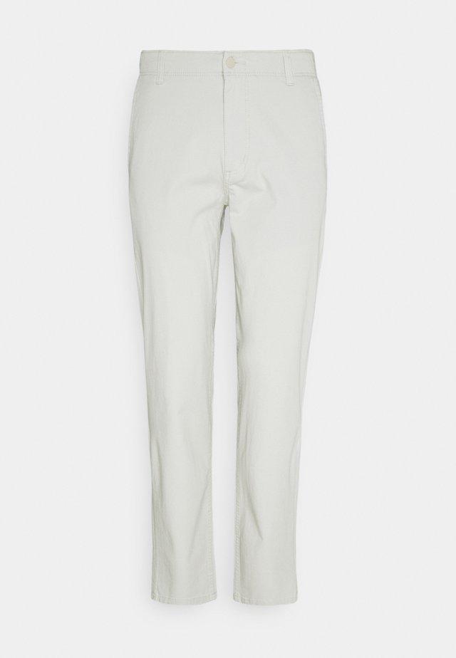 SMART FLEX ALPHA - Chino kalhoty - celadon tint
