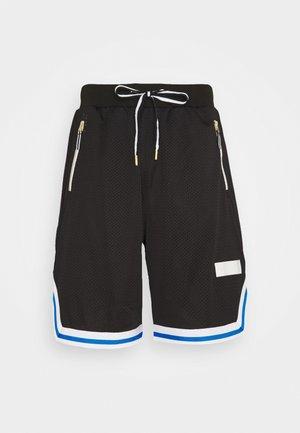 HOOPS SHORT - kurze Sporthose - black