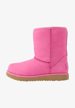 CLASSIC WEATHER SHORT - Winter boots - pink azalea