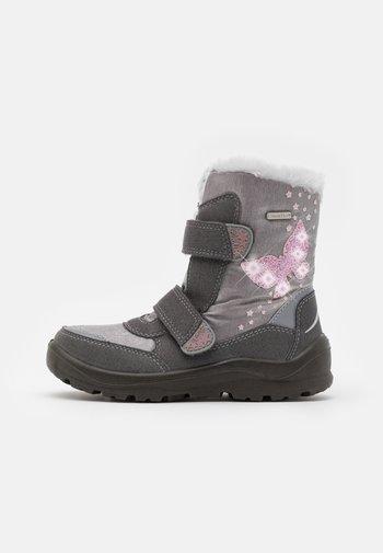 KIMA SYMPATEX - Zimní obuv - steel