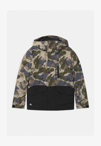 Quiksilver - MISSION UNISEX - Snowboardová bunda - multi-coloured/black - 0