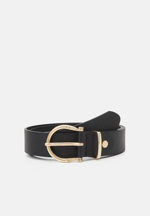 BELT - Belt - black/gold-coloured