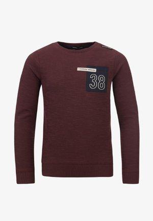 FLORIS CREWNECK - Sweater - rood