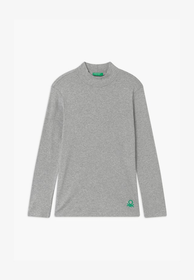 BASIC BOY  - Long sleeved top - grey