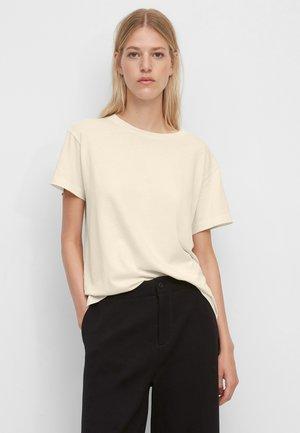 Basic T-shirt - chalky sand