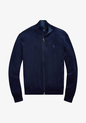 POLO RALPH LAUREN HERREN STRICKJACKE - Strickjacke - marine