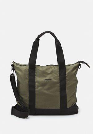 SERENA TOTE - Sports bag - olive