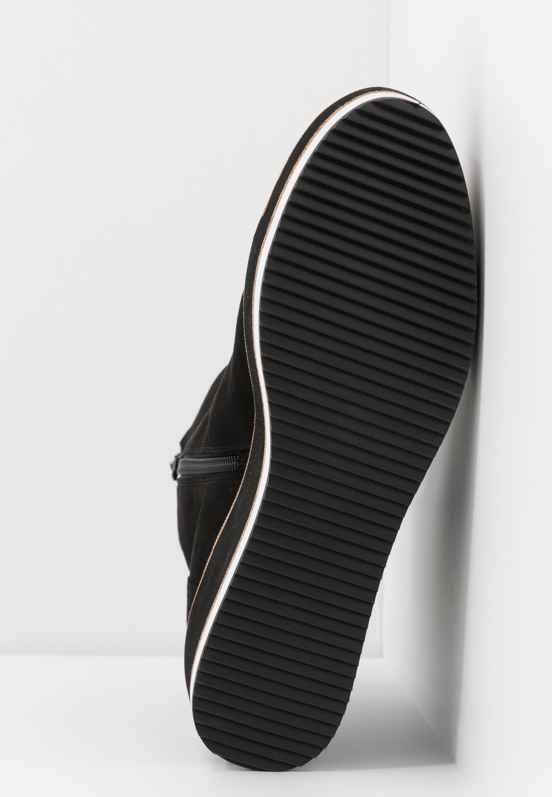 High Quality Good Service Women's Shoes Bullboxer Platform ankle boots black FZRnWU84j cVh9AqOJa