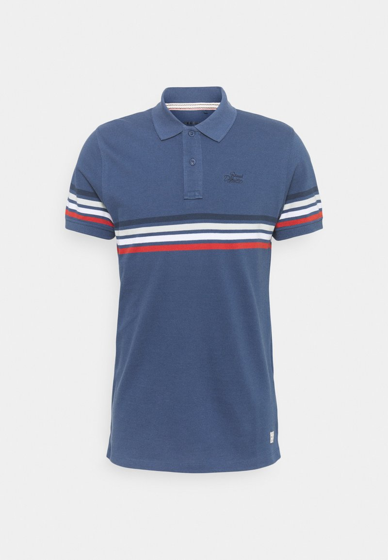 Blend - Poloshirt - dark denim