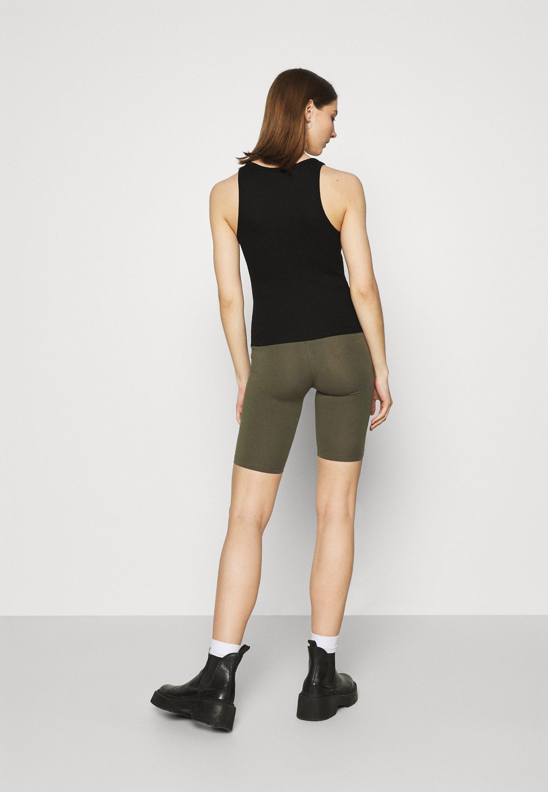 Damer ONLLIVE LOVE CITY 2 PACK - Shorts