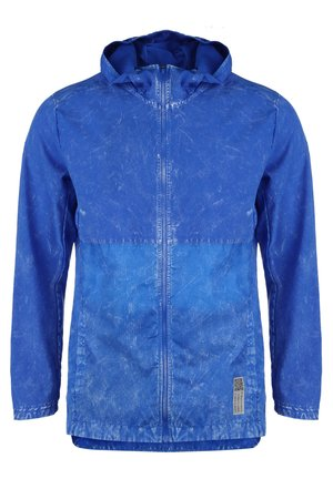 ADIDAS PERFORMANCE OWN THE RUN HD LAUFJACKE HERREN - Training jacket - glow blue