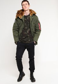 Alpha Industries - Parka - dark green - 1