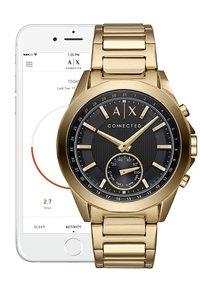 Armani Exchange Connected - Smartwatch - gebürstet/glänzend/goldfarben - 4
