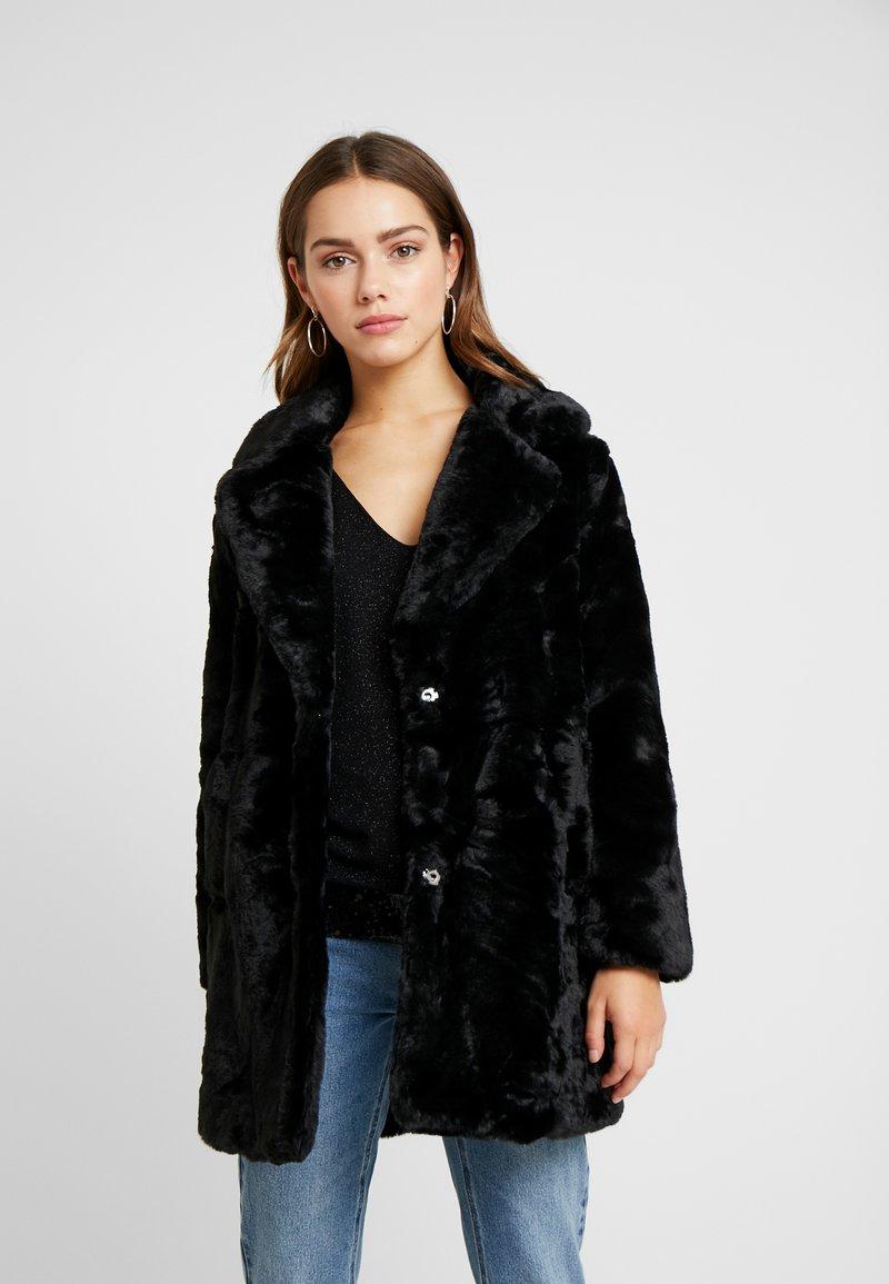 New Look Petite - Winter coat - black