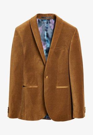 Blazer jacket - ochre