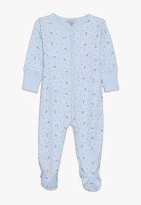 Absorba - BABY PLAYWEAR PREMIERS MOMENTS - Pyjamas - light blue - 0