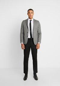 Burton Menswear London - CHALK BLAZER - Suit jacket - grey - 1