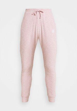 LOUNGE PANTS - Trainingsbroek - pink