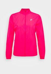 CORE JACKET - Løperjakke - pixel pink